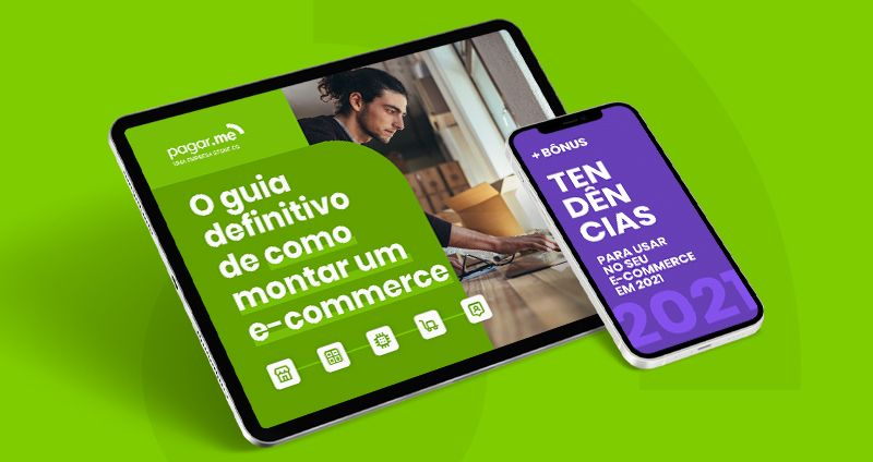 [Ebook + Bônus] Guia definitivo de como montar um e-commerce